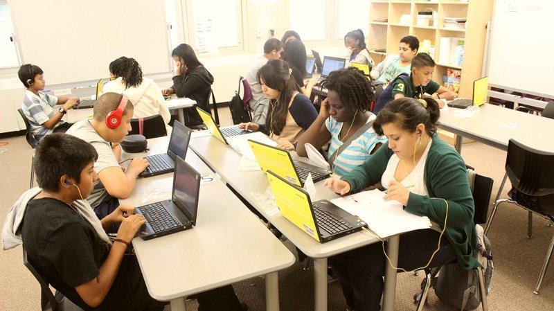 school of one individualização do ensino