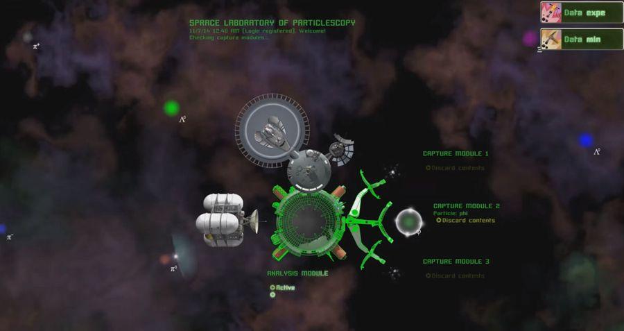 tela do jogo educativo sprace game