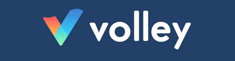 volley app educação logo