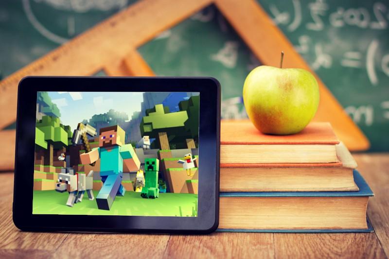 minecraft na sala de aula - blog sílabe
