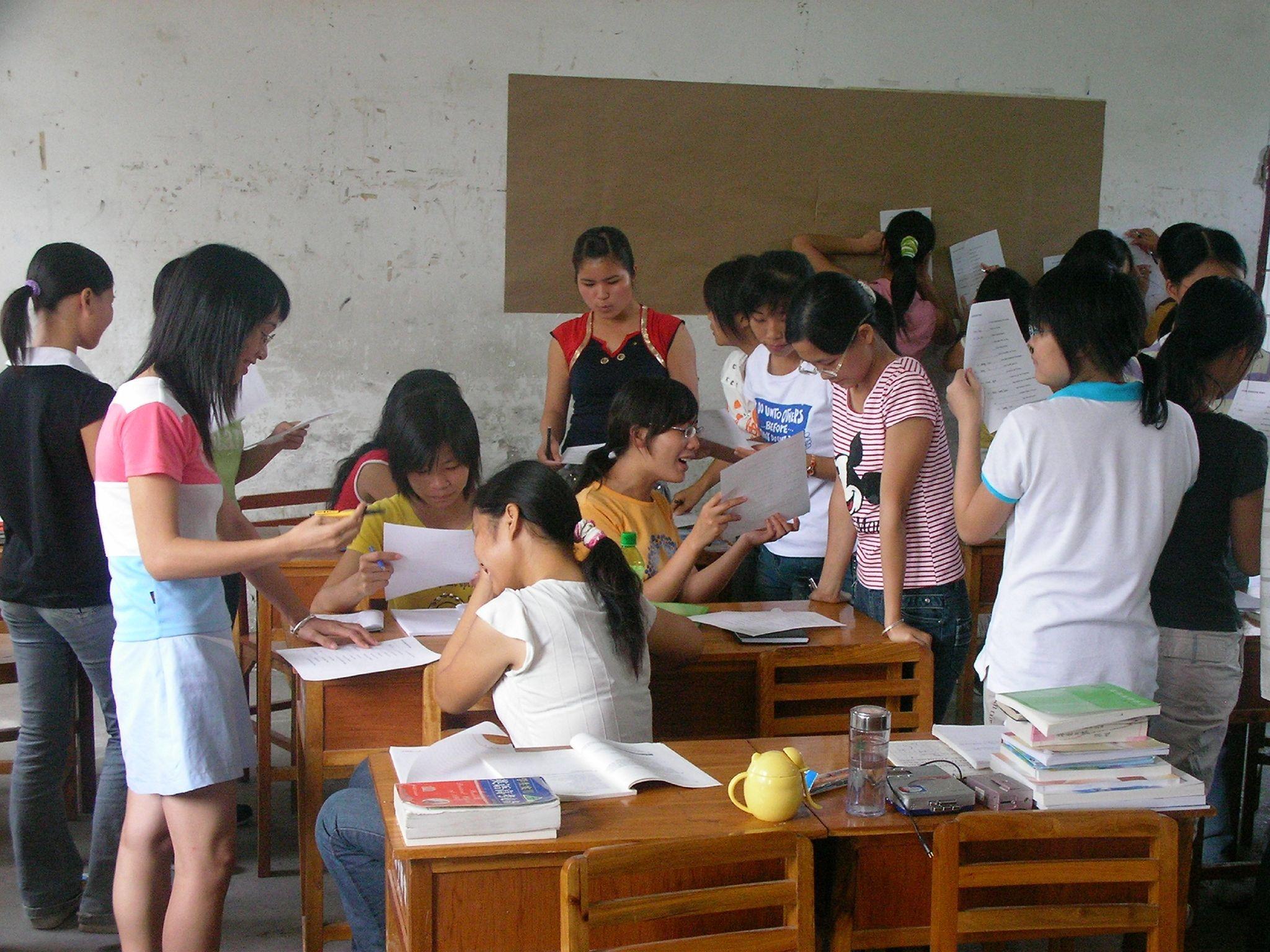 sala de aula invertida - Ensino Híbrido